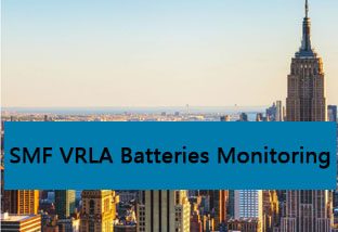 SMF VRLA Batteries Monitoring