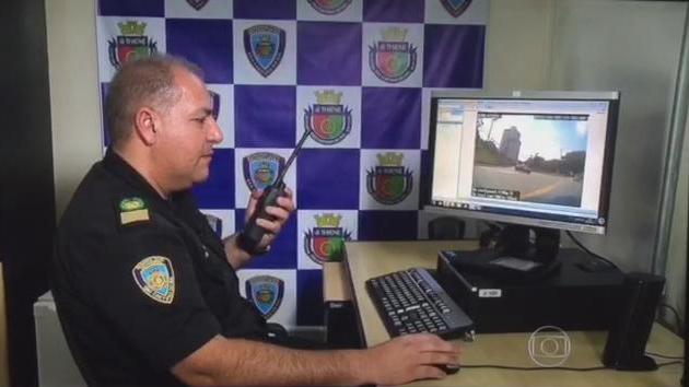 Hongdian 3G MDVR, good helper to Brazil police
